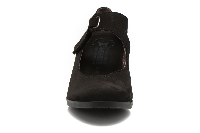 Escarpins Mephisto MADELYN Noir vue portées chaussures