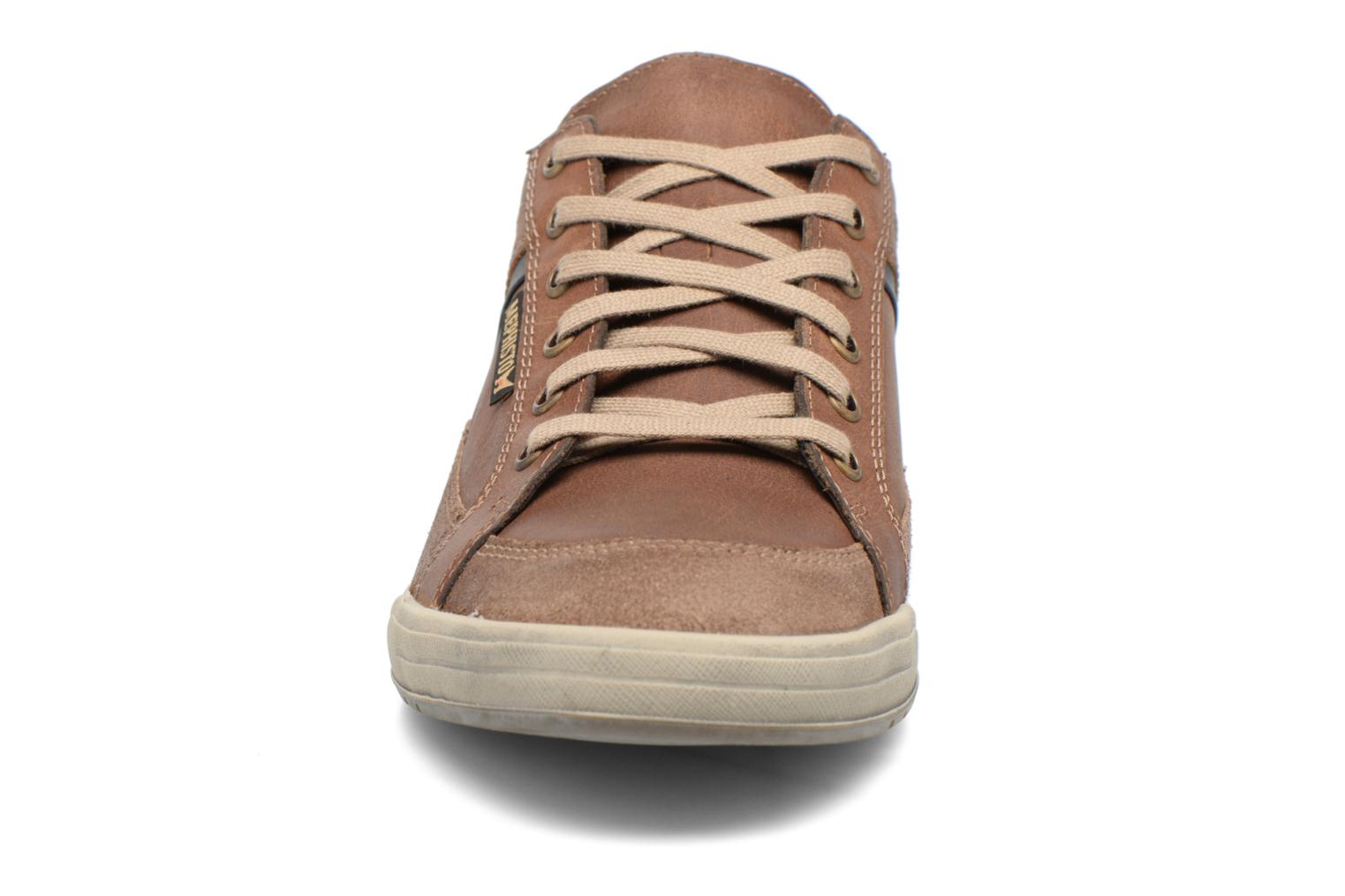 Trainers Mephisto Rodrigo Brown model view