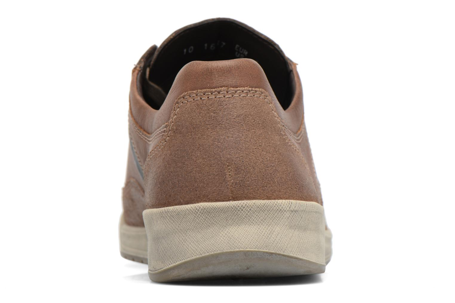 Trainers Mephisto Rodrigo Brown view from the right