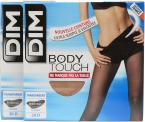 Strumpfhose BODY TOUCH TRANSPARENT 2er-Pack