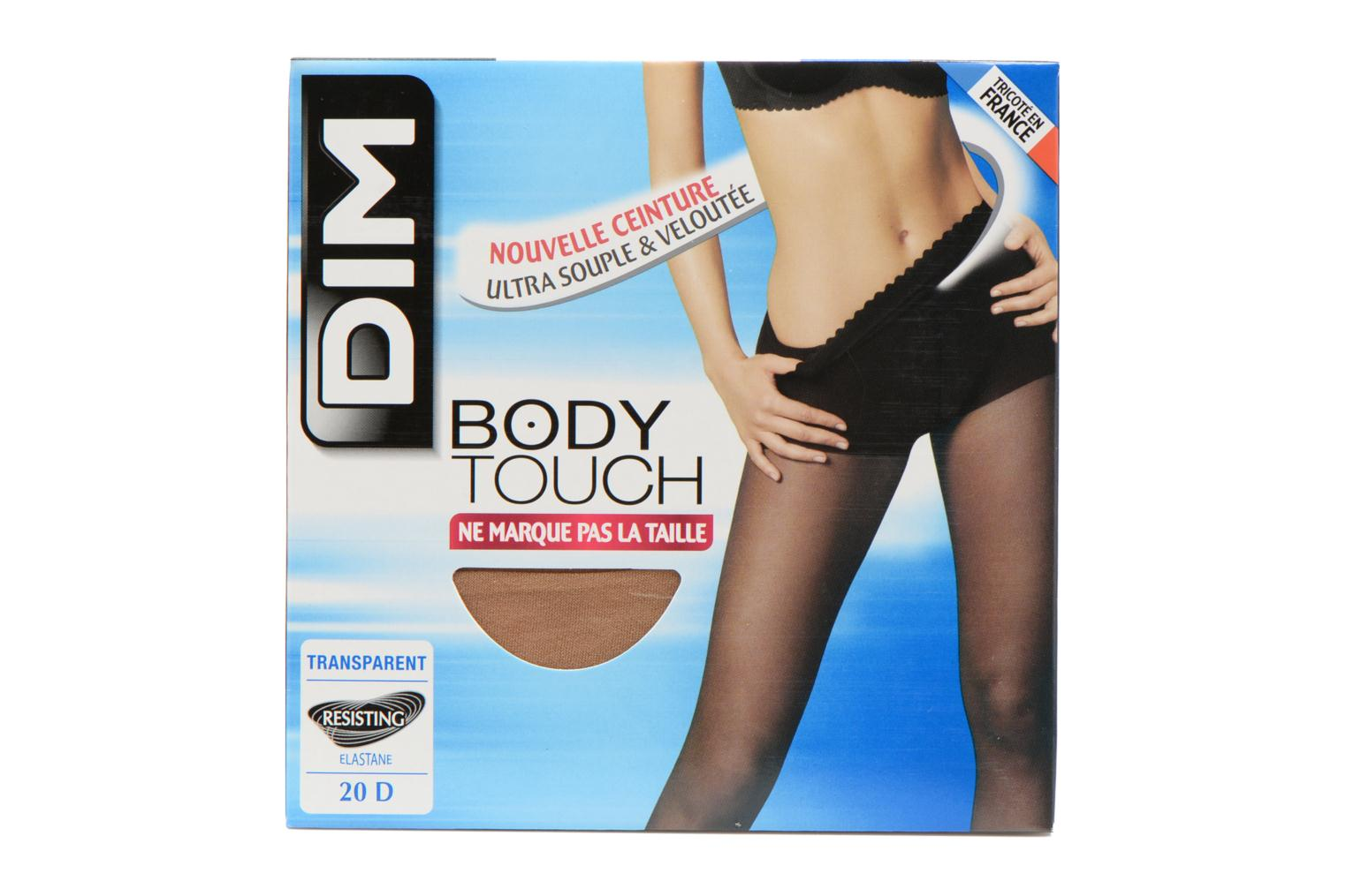 Collant BODYTOUCH VOILE PEAU DOREE