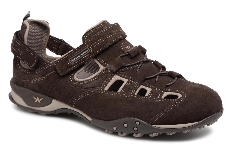 Allrounder by Mephisto tarantino (Marron) - Chaussures de sport chez Sarenza (320305)