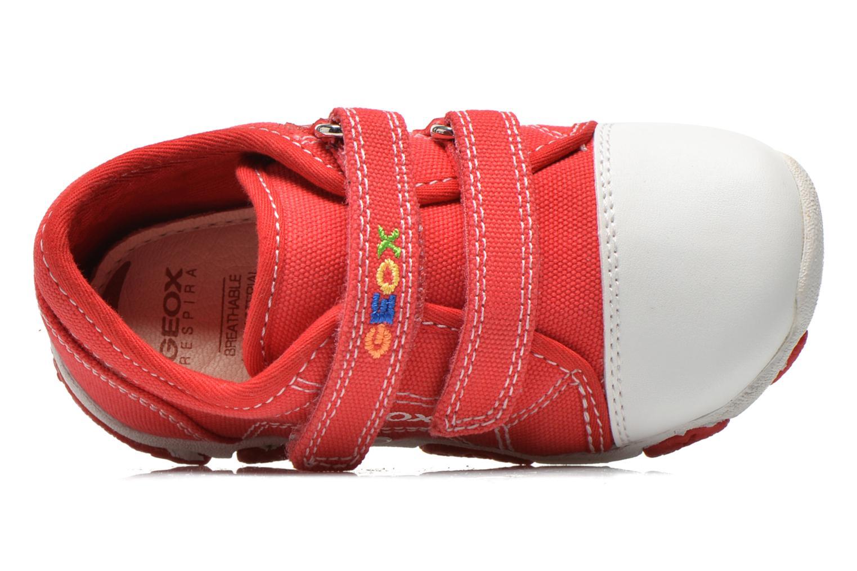 B Balu' Boy B5236A Red/white