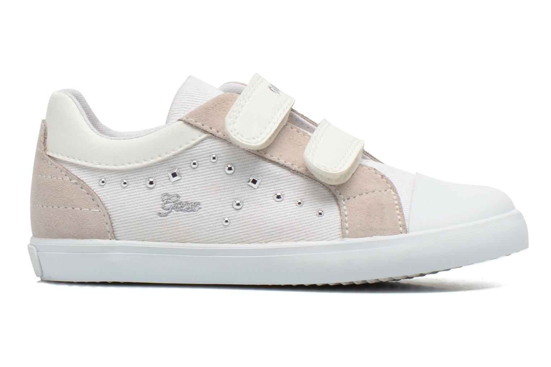 Sneaker Geox B Kiwi Girl B52D5E weiß ansicht von hinten