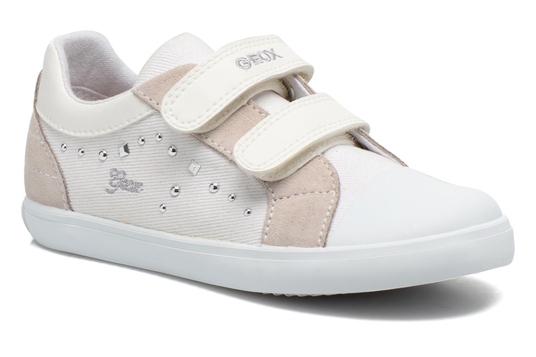 Sneaker Geox B Kiwi Girl B52D5E weiß detaillierte ansicht/modell