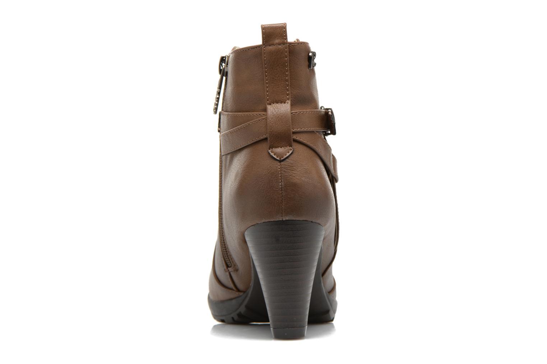 Stiefeletten & Boots Refresh Lisa-61174 beige ansicht von rechts