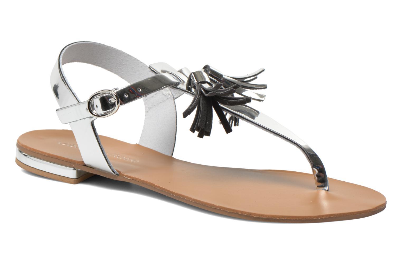 Grandes descuentos últimos zapatos Georgia Rose Dormine (Plateado) - Sandalias Descuento