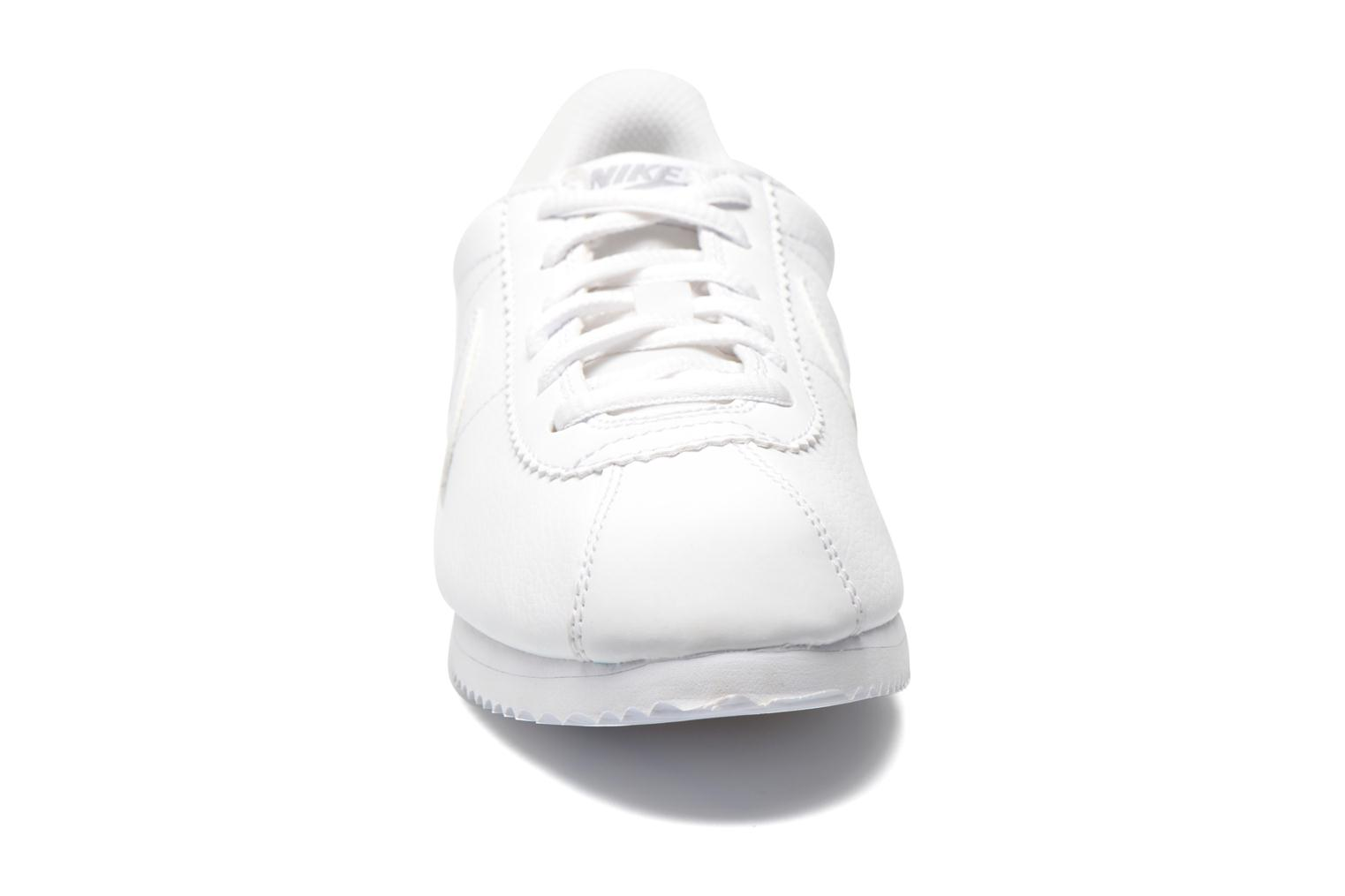 Trainers Nike Nike Cortez (Gs) White model view