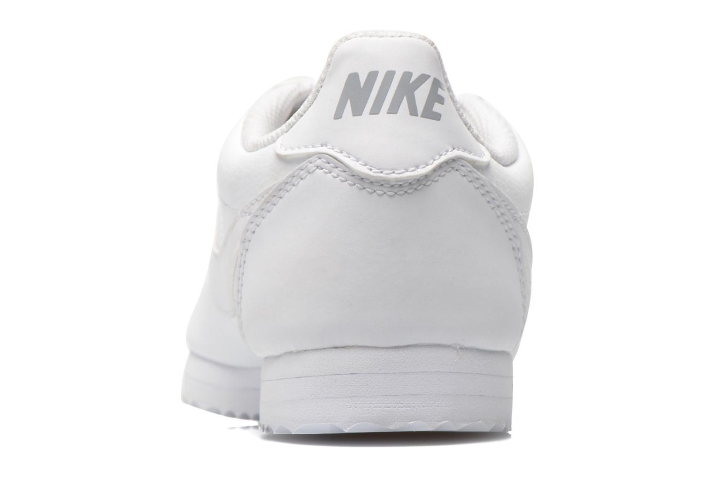 Baskets Nike Nike Cortez (Gs) Blanc vue droite