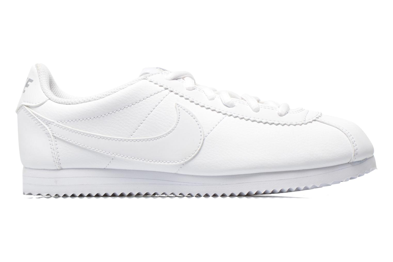 Trainers Nike Nike Cortez (Gs) White back view