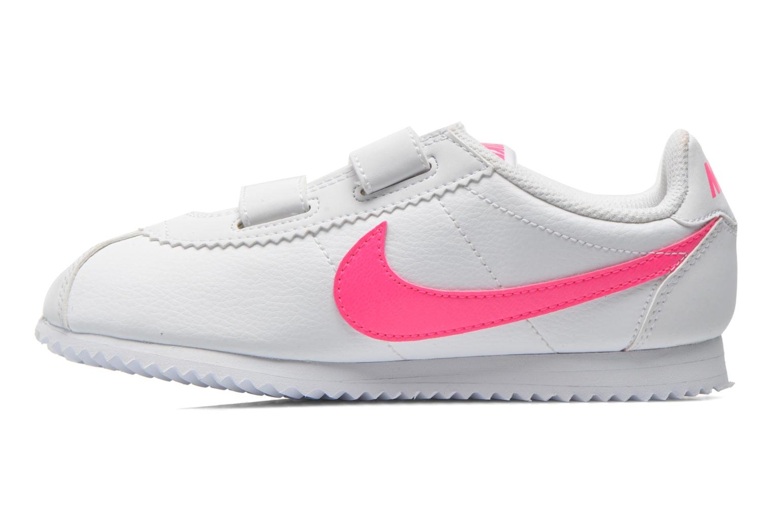 Sneakers Nike Nike Cortez (Psv) Bianco immagine frontale