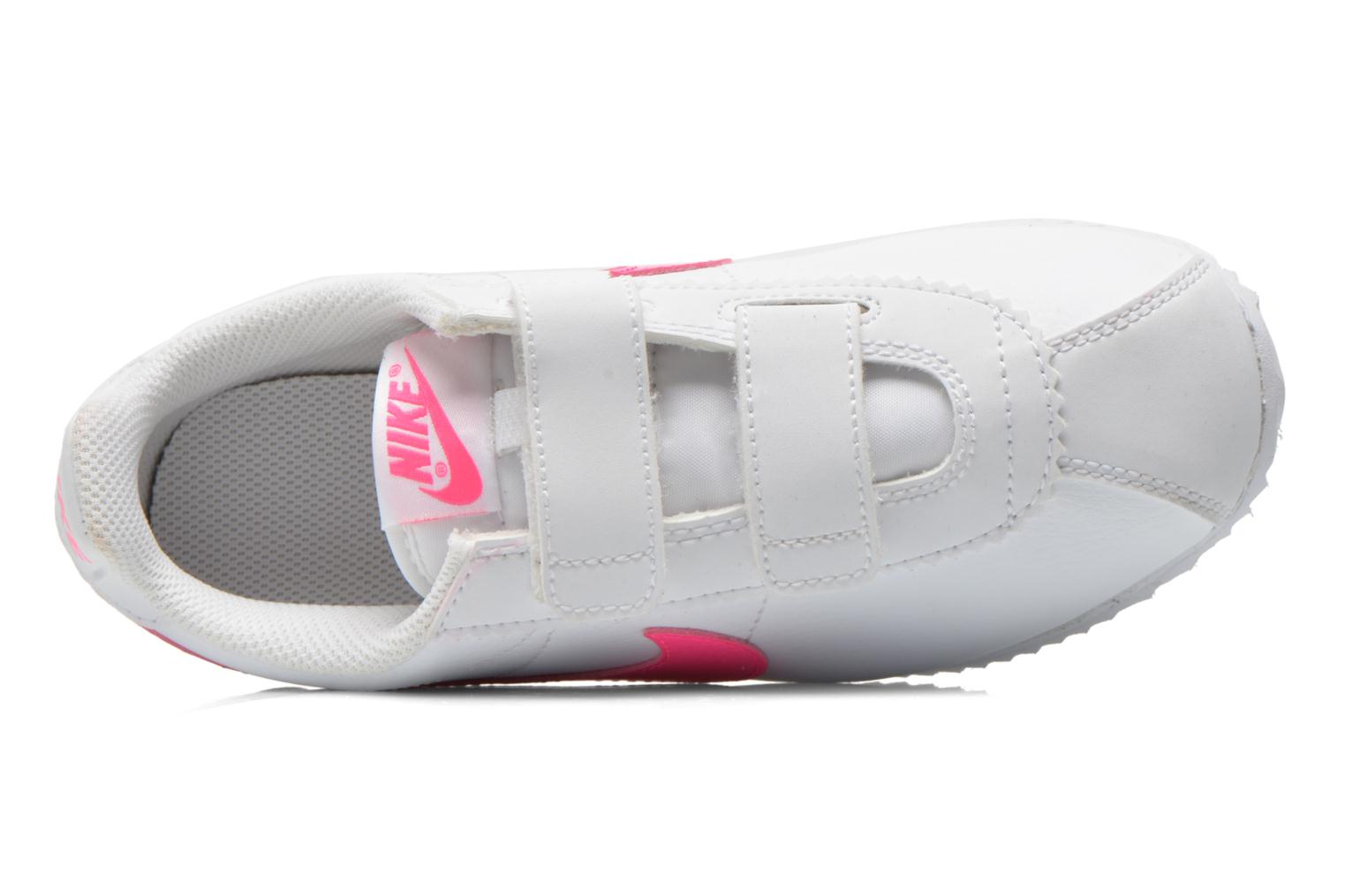 Sneakers Nike Nike Cortez (Psv) Bianco immagine sinistra
