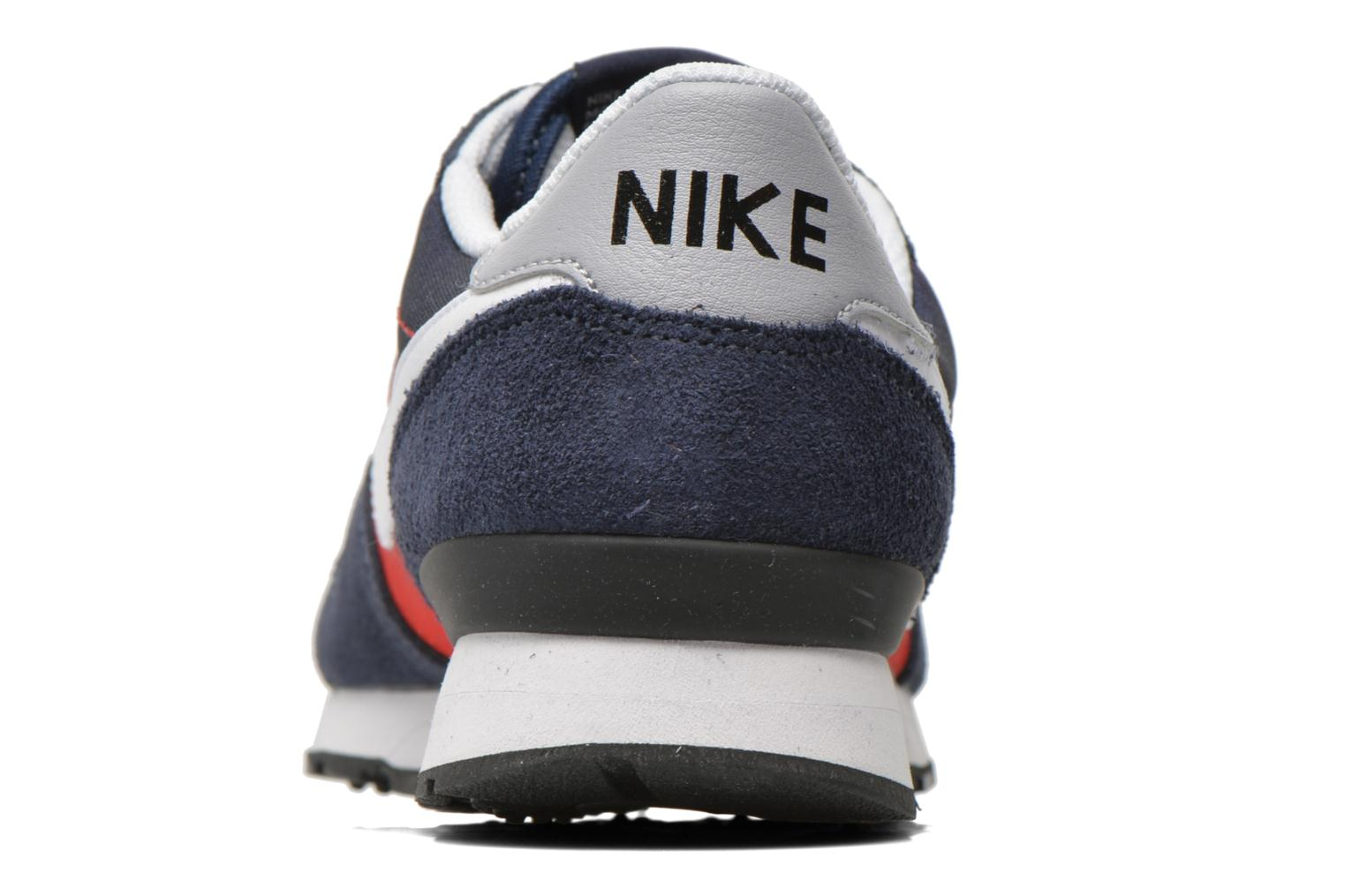 Trainers Nike Nike Internationalist (Gs) Blue view from the right