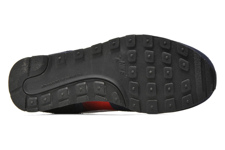 Sneaker Nike Nike Internationalist (Gs) blau ansicht von oben