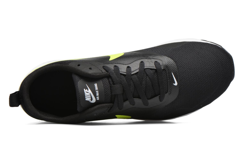 Baskets Nike Nike Air Max Tavas (Gs) Noir vue gauche