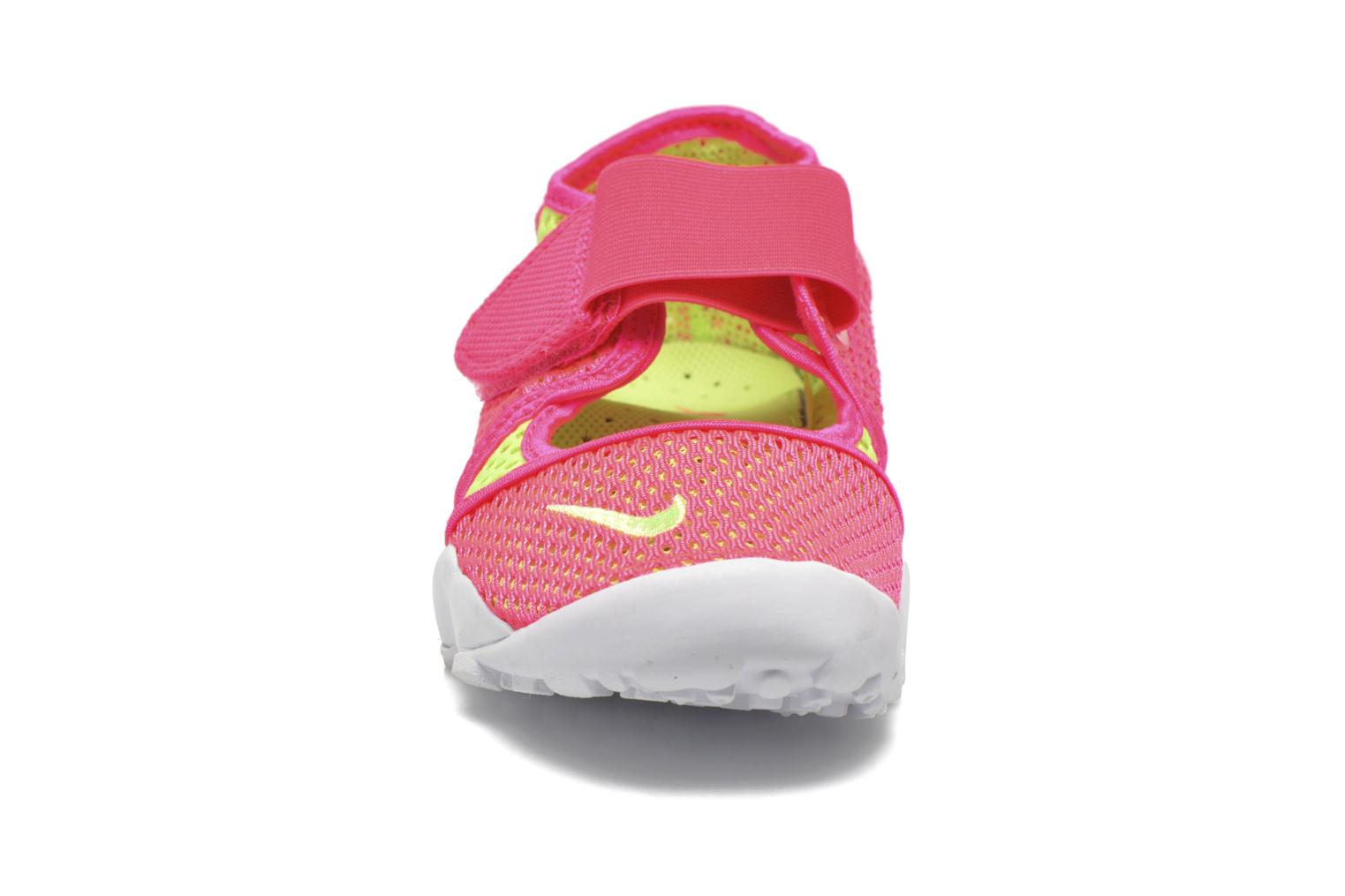 Trainers Nike Rift Br (GsPs Girls) Pink model view