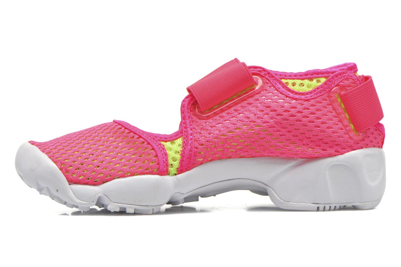 Deportivas Nike Rift Br (GsPs Girls) Rosa vista de frente