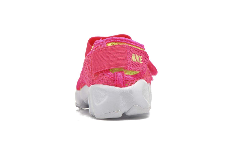 Deportivas Nike Rift Br (GsPs Girls) Rosa vista lateral derecha