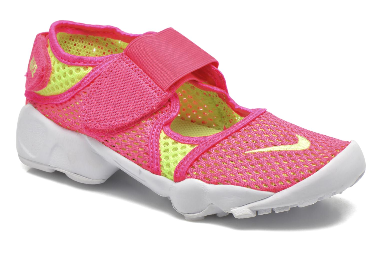 Baskets Nike Rift Br (GsPs Girls) Rose vue détail/paire