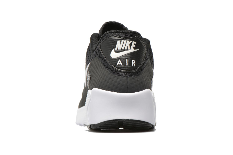 Baskets Nike Nike Air Max 90 Br (Gs) Noir vue droite