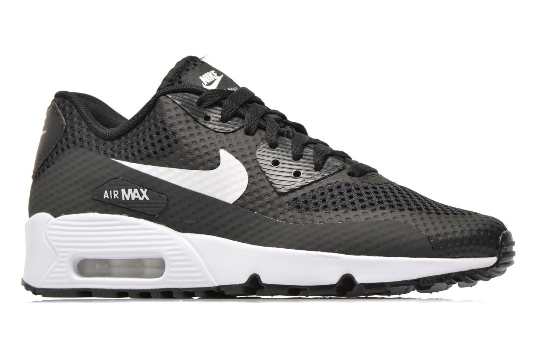 Baskets Nike Nike Air Max 90 Br (Gs) Noir vue derrière