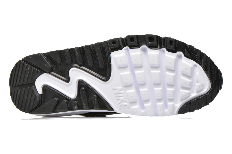 Baskets Nike Nike Air Max 90 Br (Gs) Noir vue haut