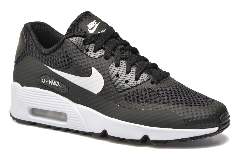Baskets Nike Nike Air Max 90 Br (Gs) Noir vue détail/paire