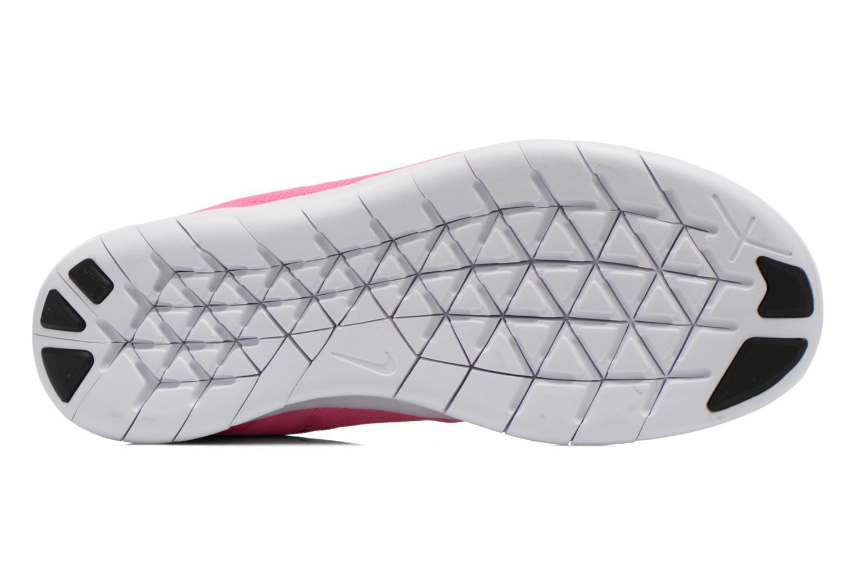 Sneaker Nike Nike Free Rn (Gs) rosa ansicht von oben