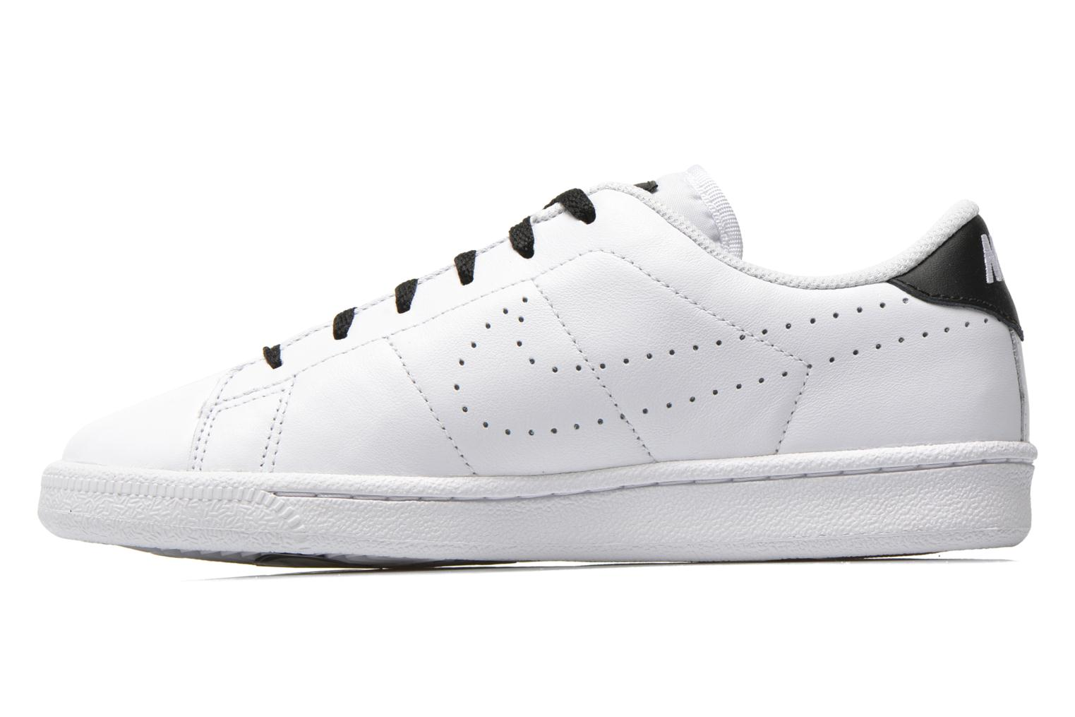 Baskets Nike Tennis Classic Prm (Gs) Blanc vue face