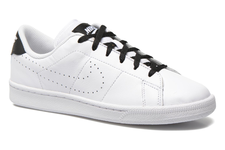 Baskets Nike Tennis Classic Prm (Gs) Blanc vue détail/paire