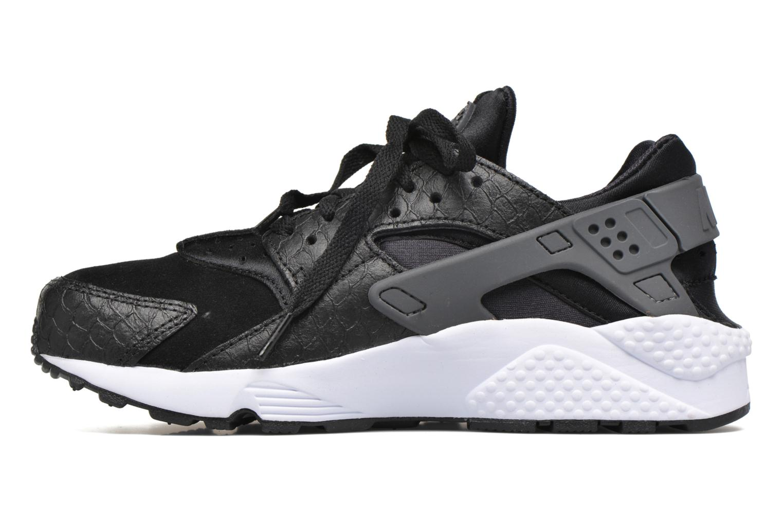 Sneakers Nike Nike Air Huarache Run Prm Svart bild från framsidan