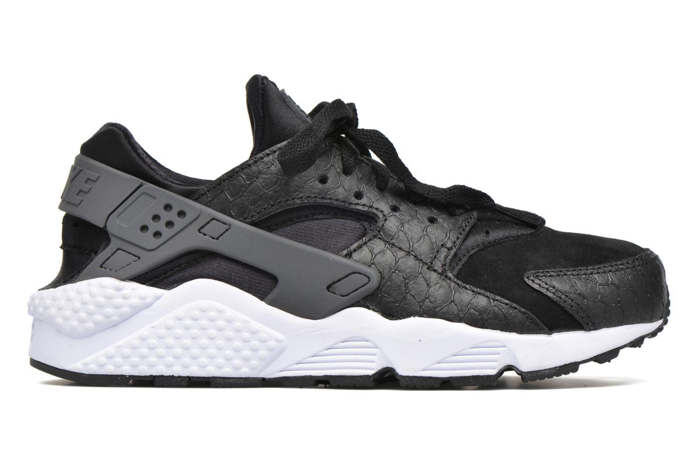 Sneaker Nike Nike Air Huarache Run Prm schwarz ansicht von hinten