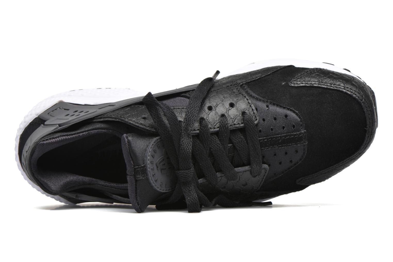 Sneaker Nike Nike Air Huarache Run Prm schwarz ansicht von links