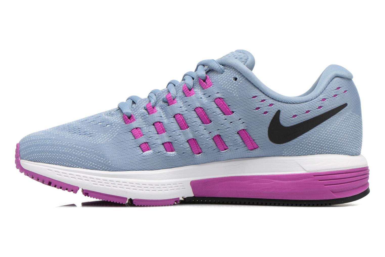Sportschuhe Nike Wmns Nike Air Zoom Vomero 11 blau ansicht von vorne