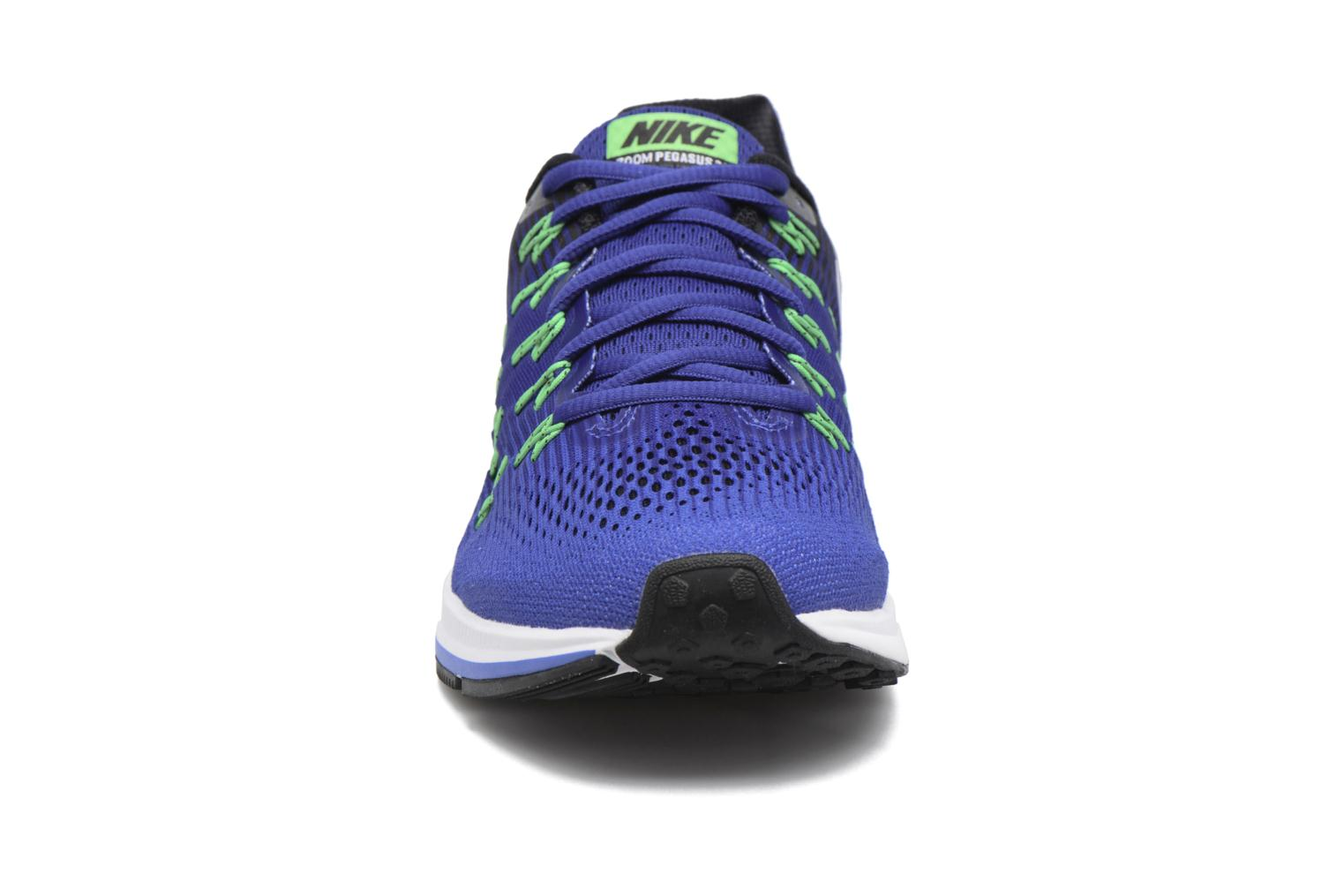 Sport shoes Nike Nike Air Zoom Pegasus 33 Blue model view