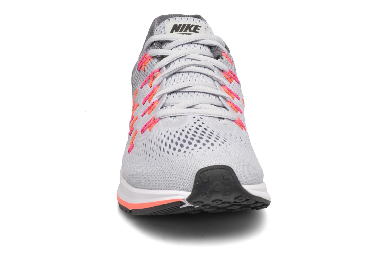 Sportschuhe Nike Wmns Nike Air Zoom Pegasus 33 grau schuhe getragen