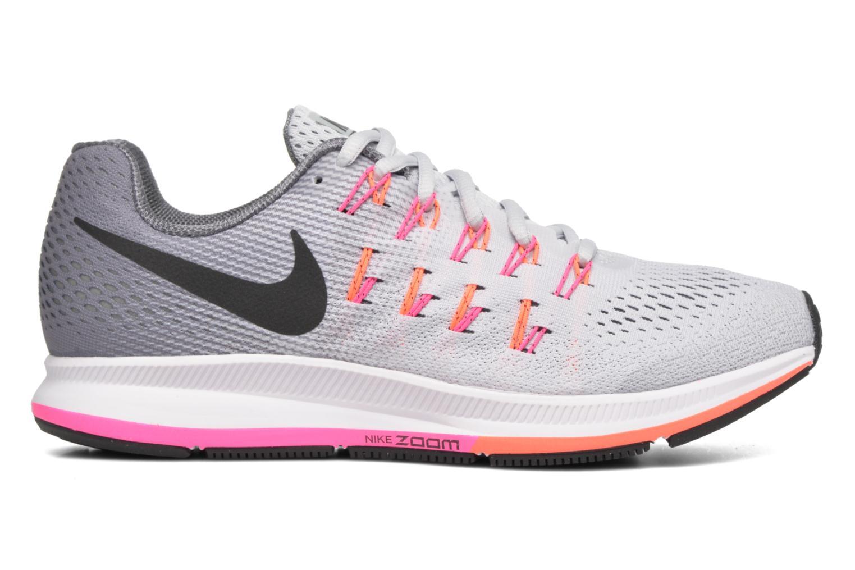 Sportschuhe Nike Wmns Nike Air Zoom Pegasus 33 grau ansicht von hinten