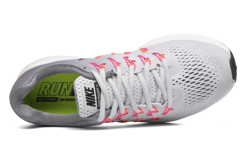 Sportschuhe Nike Wmns Nike Air Zoom Pegasus 33 grau ansicht von links