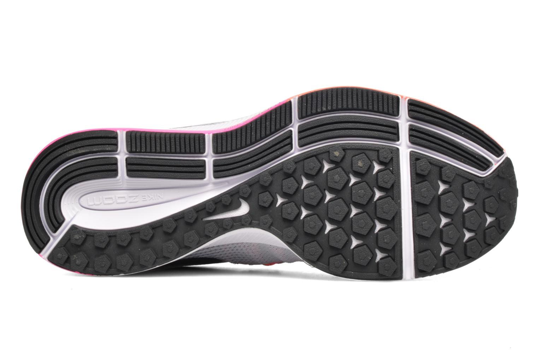 Sportschuhe Nike Wmns Nike Air Zoom Pegasus 33 grau ansicht von oben