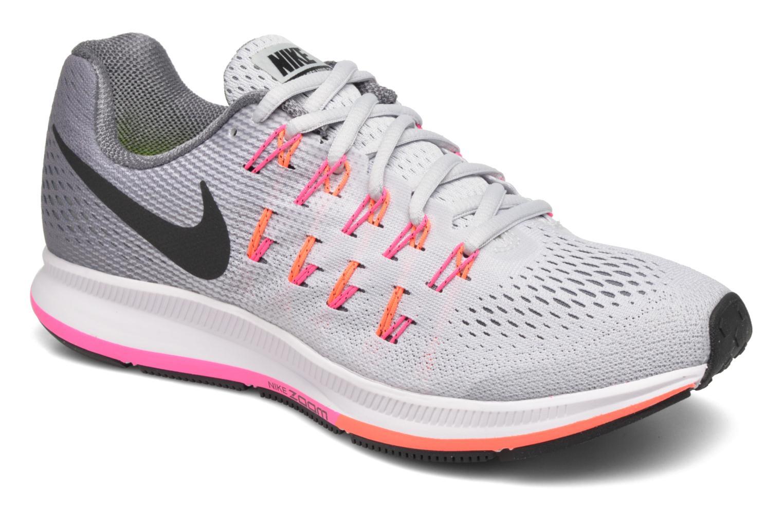 Sportschuhe Nike Wmns Nike Air Zoom Pegasus 33 grau detaillierte ansicht/modell