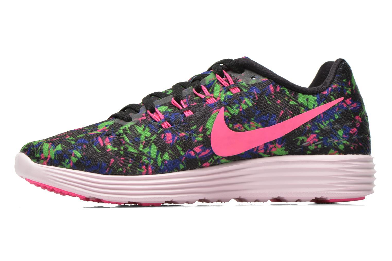 Sportschuhe Nike Wmns Nike Lunartempo 2 Print mehrfarbig ansicht von vorne