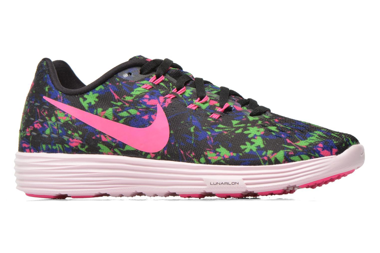 Sportschuhe Nike Wmns Nike Lunartempo 2 Print mehrfarbig ansicht von hinten