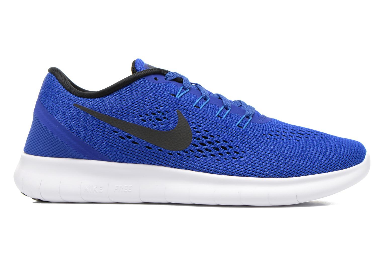 Chaussures de sport Nike Nike Free Rn Blanc vue derrière