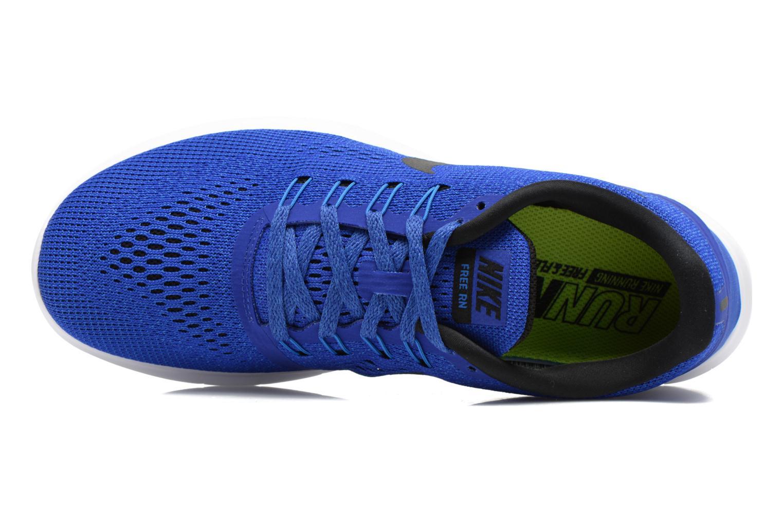 Chaussures de sport Nike Nike Free Rn Blanc vue gauche