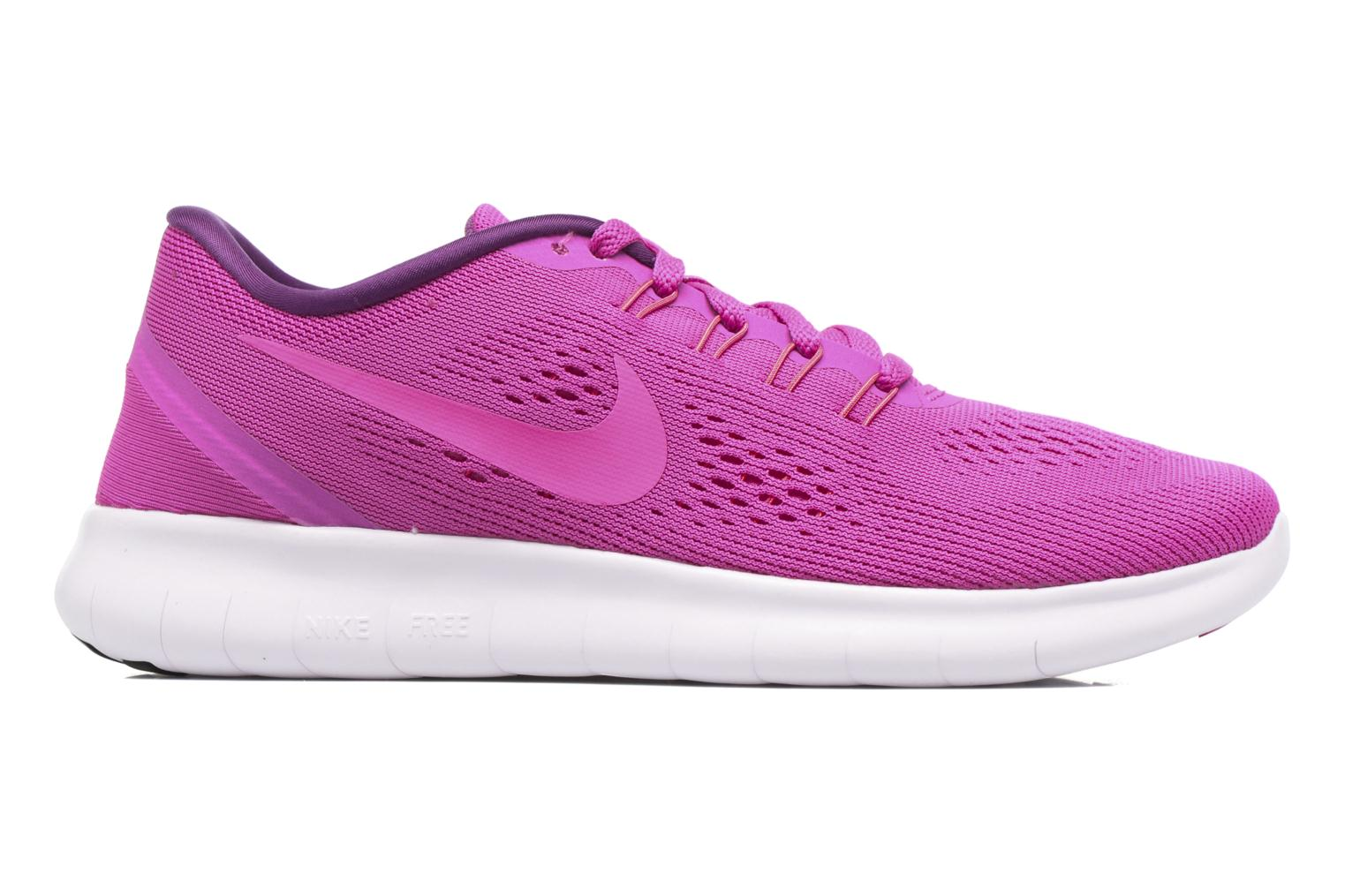 Sport shoes Nike Wmns Nike Free Rn Pink back view
