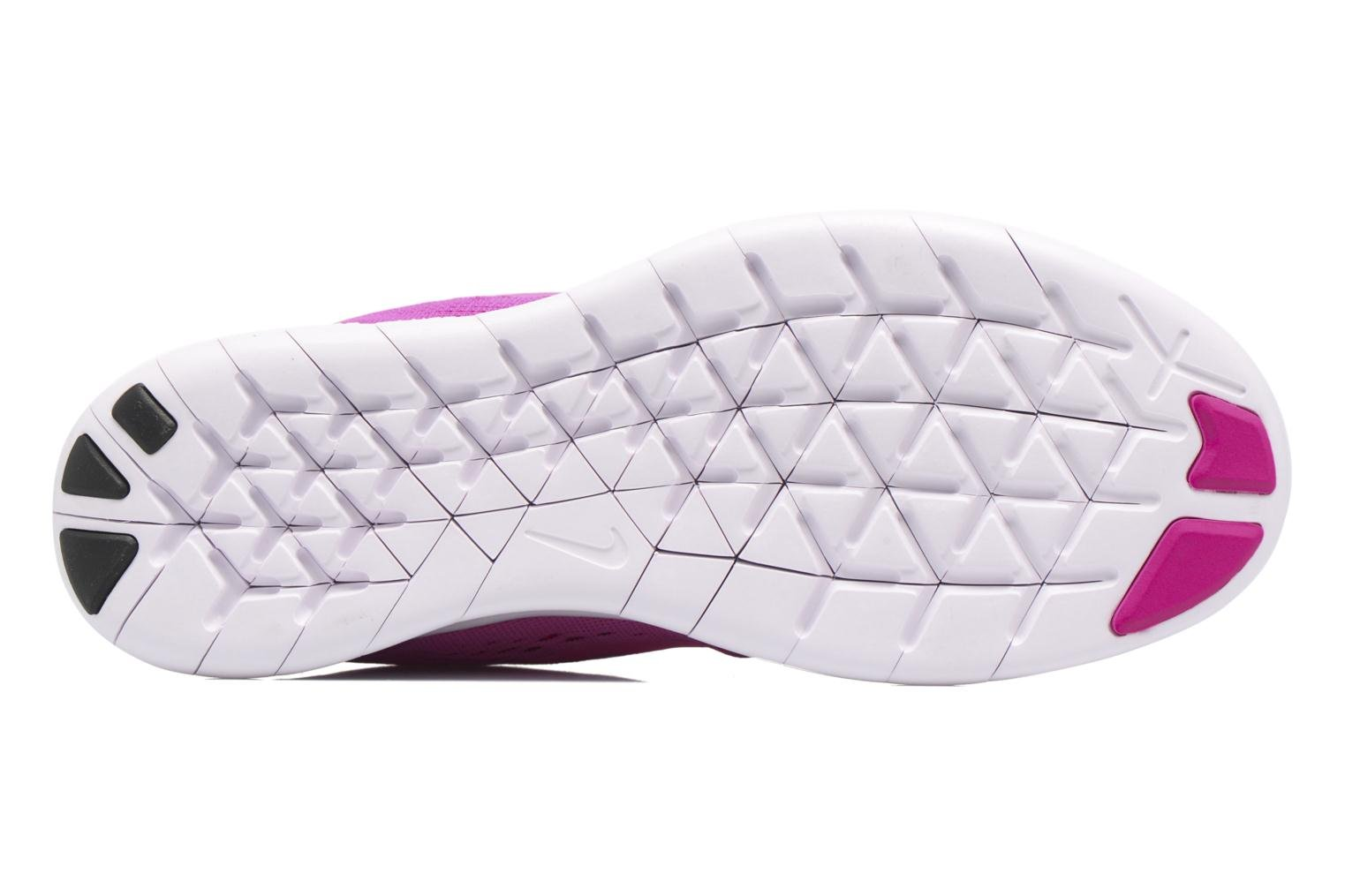 Sport shoes Nike Wmns Nike Free Rn Pink view from above