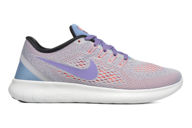 Sportschuhe Nike Wmns Nike Free Rn grau ansicht von hinten