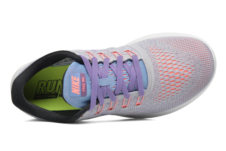 Sportschuhe Nike Wmns Nike Free Rn grau ansicht von links