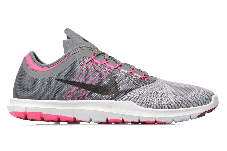 Chaussures de sport Nike Wmns Nike Flex Adapt Tr Gris vue derrière