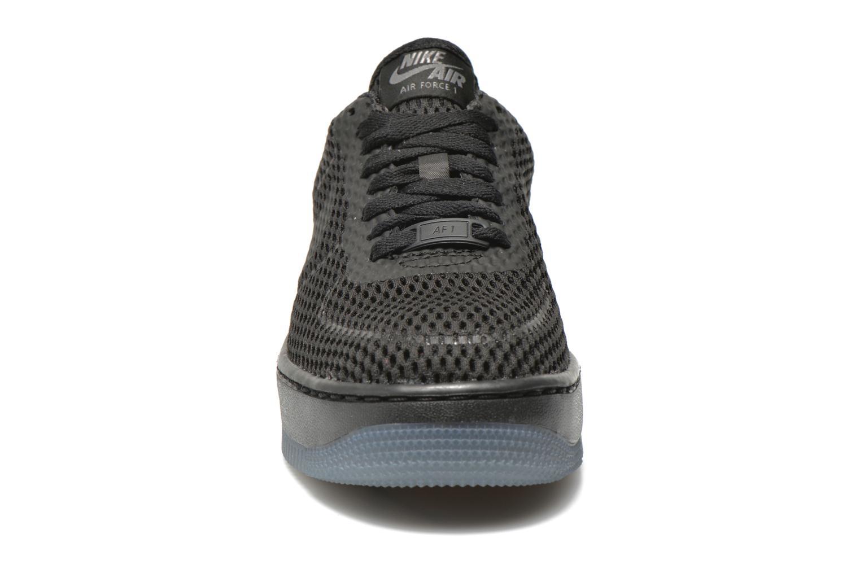 Sneaker Nike W Af1 Low Upstep Br schwarz schuhe getragen